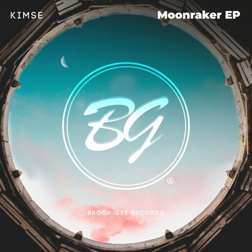 Kimse returns with the much anticipated 'Moonraker EP' on Australian label, Brook Gee Records