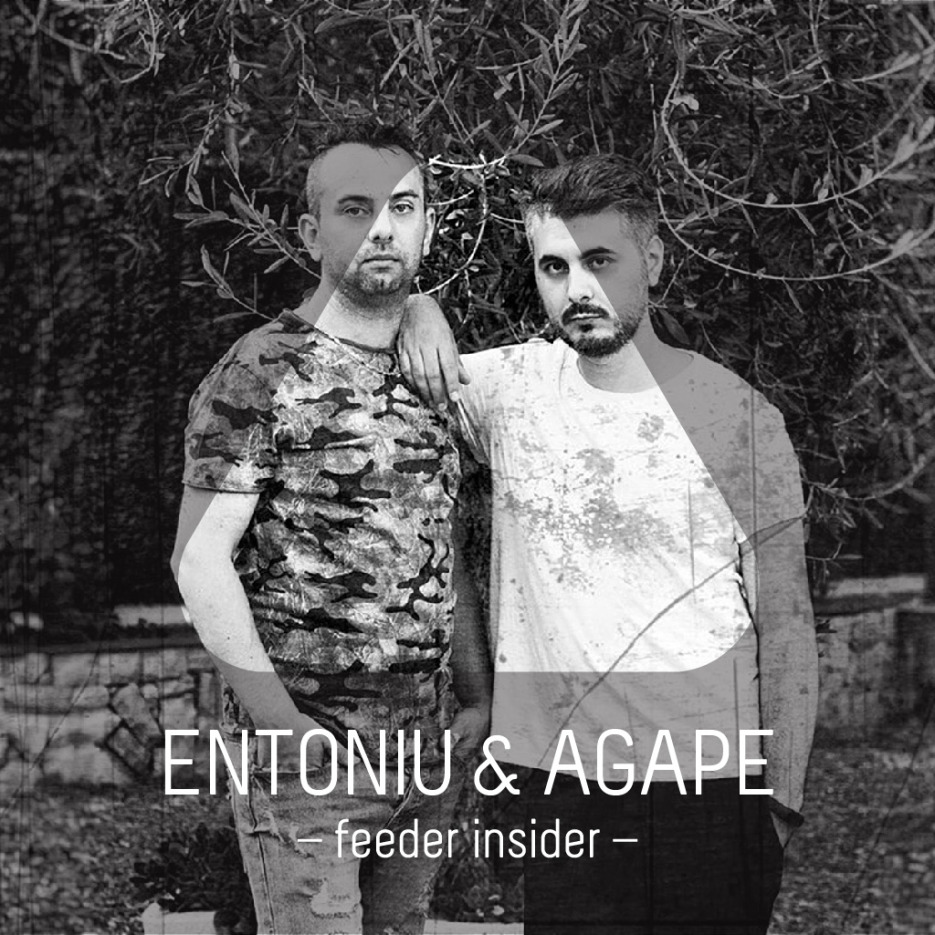 feeder insider interview with Entoniu & Agape