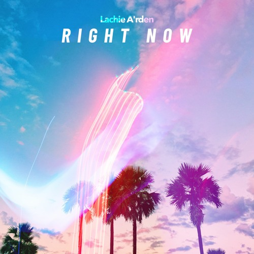 "UK producer Lachie A'rden debuts on Blanco y Negro with a new single titled ""Right Now"""