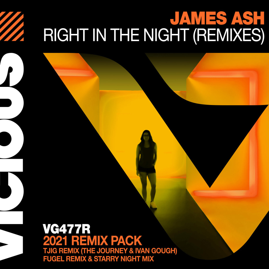 Right In The Night Remixed Round Two
