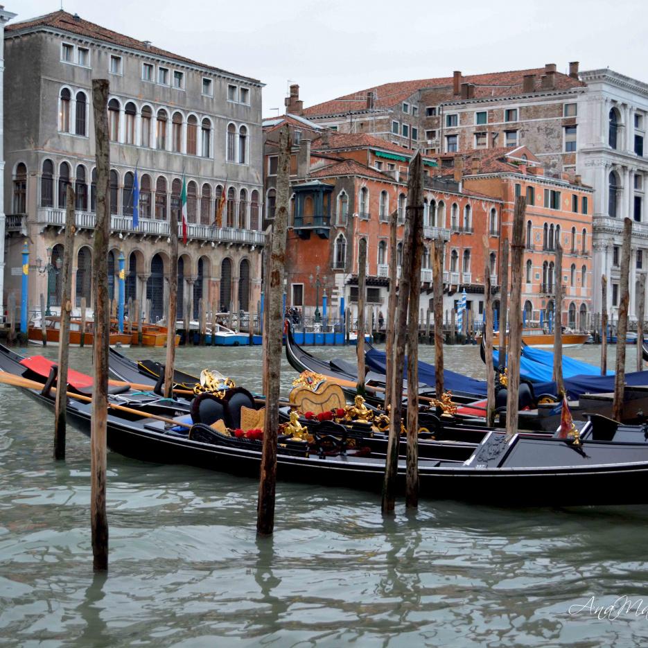 Veni, vidi, WOW! Veneția -orașul labirint