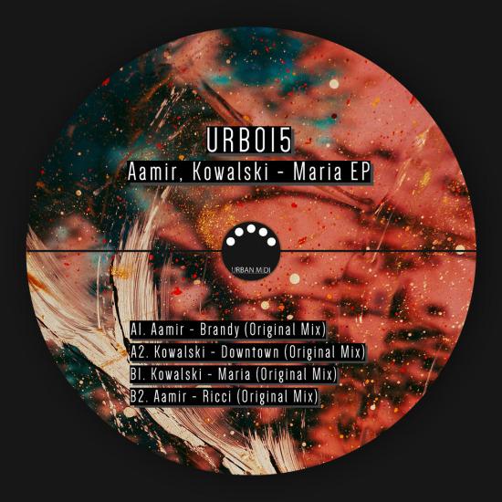 Aamir, Christian Kowalski - Maria EP [URB015]