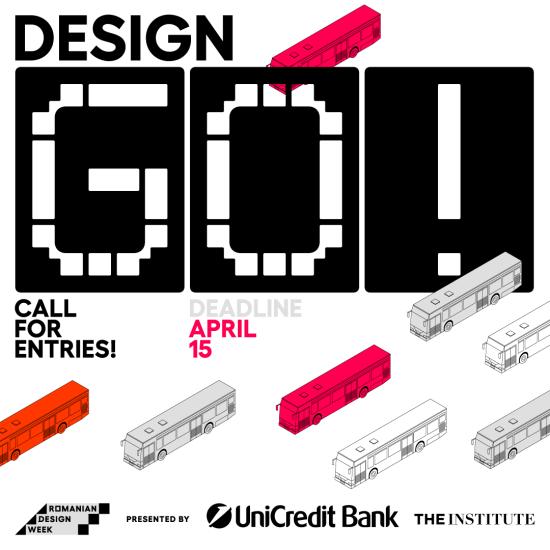 Design GO - open call / ROMANIAN DESIGN WEEK