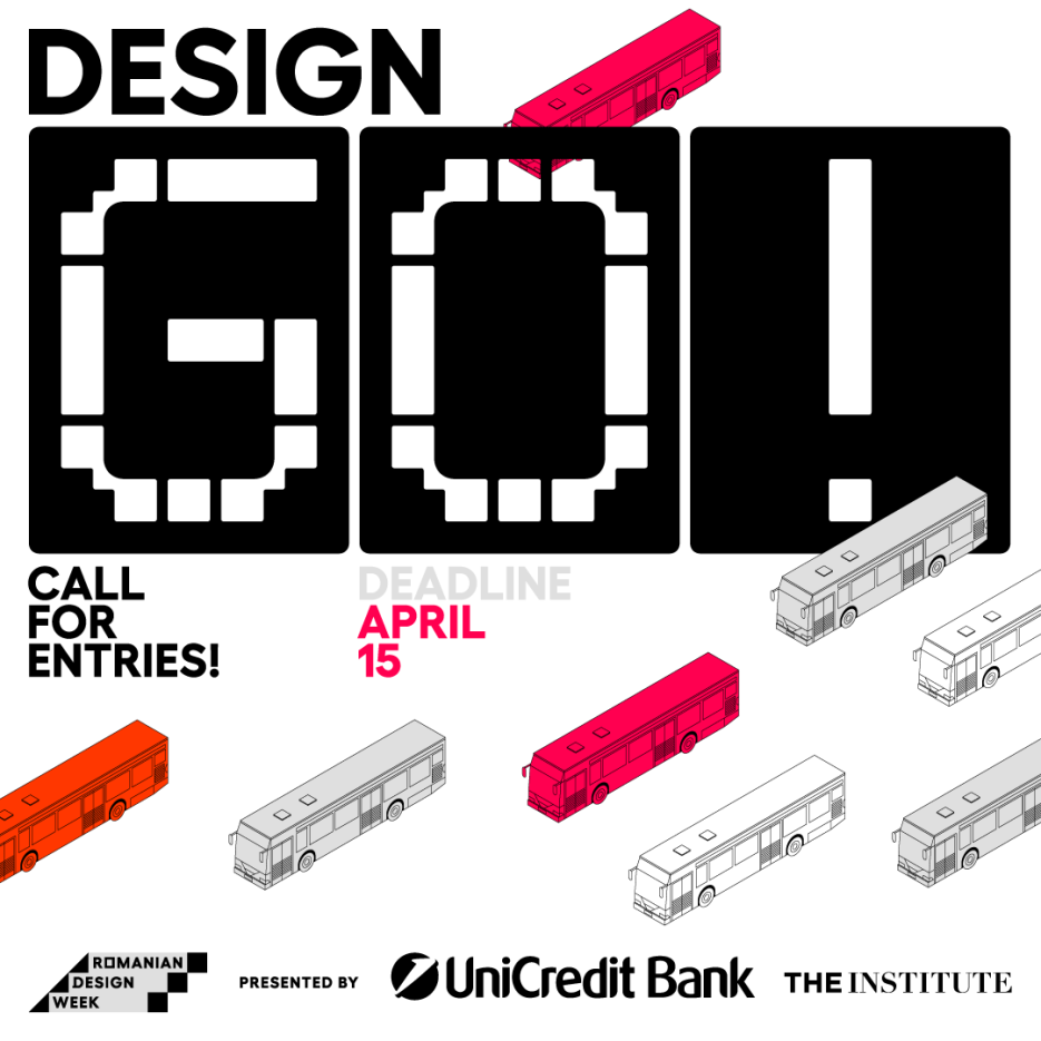 Design GO - open call / ROMANIAN DESIGN WEEK