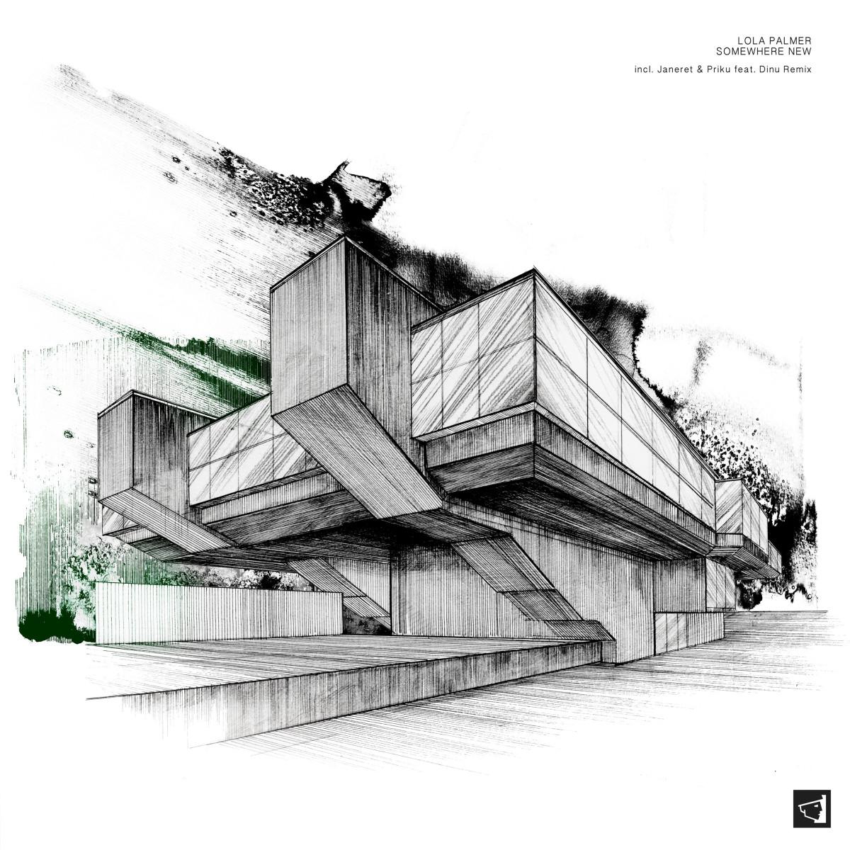 Lola Palmer - Somewhere New EP (incl. Janeret & Priku feat. Dinu) [Berg Audio]