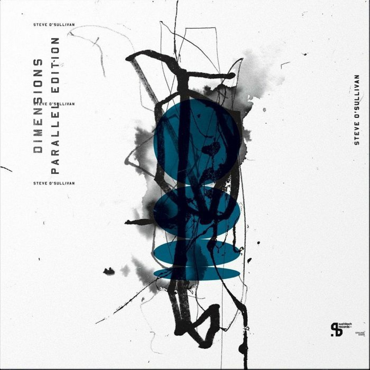 Steve O'Sullivan (incl Ricardo Villalobos, Dana Ruh, Thomas Melchior, Soela) - Dimensions Parallel Edition LP [Sushitech]