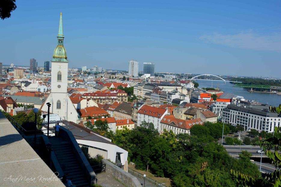 Veni, vidi, WOW! Bratislava – orașul încoronărilor