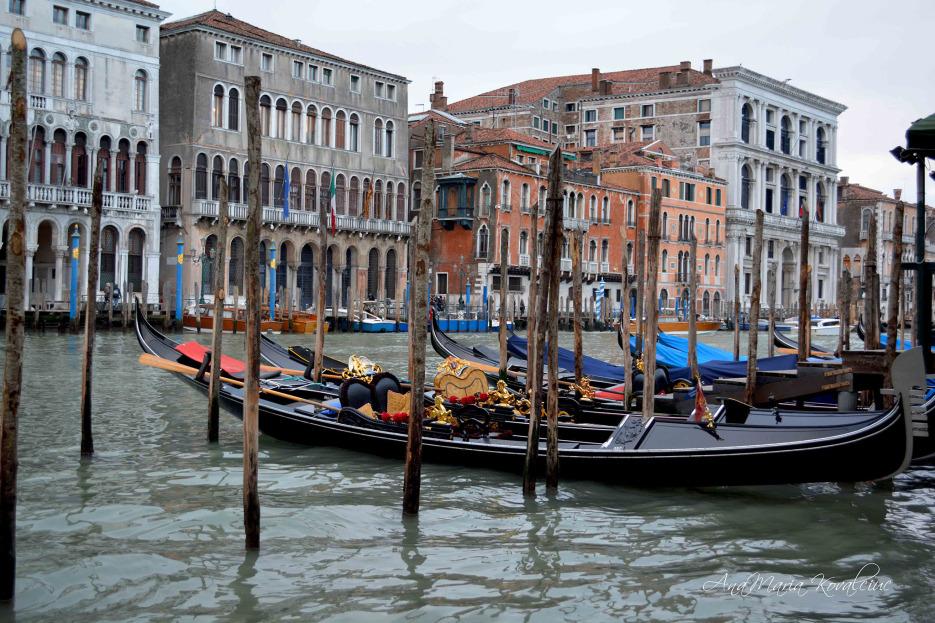 Veni, vidi, WOW! Veneția - orașul labirint