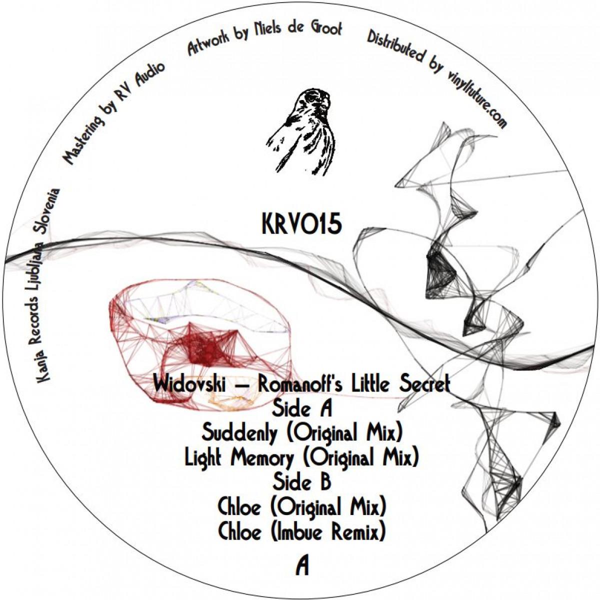 Widovski - Romanoffs Little Secret [Kanja Records] 02