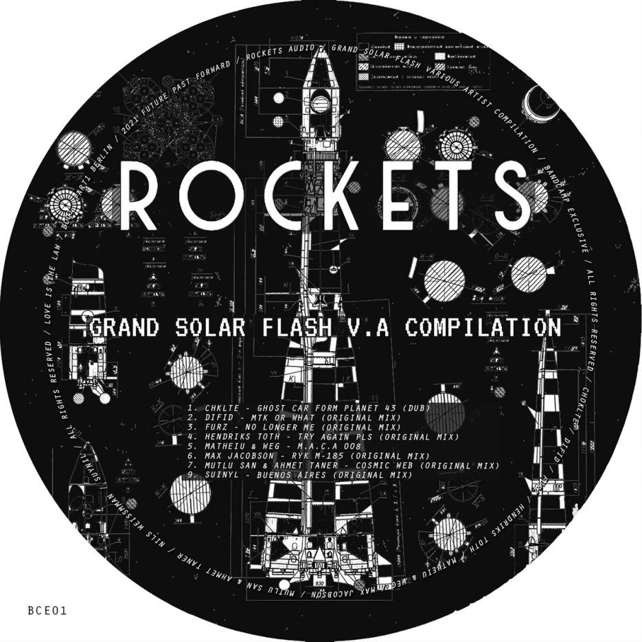 V.A Compilation - Grand Solar Flash [Rockets Audio]