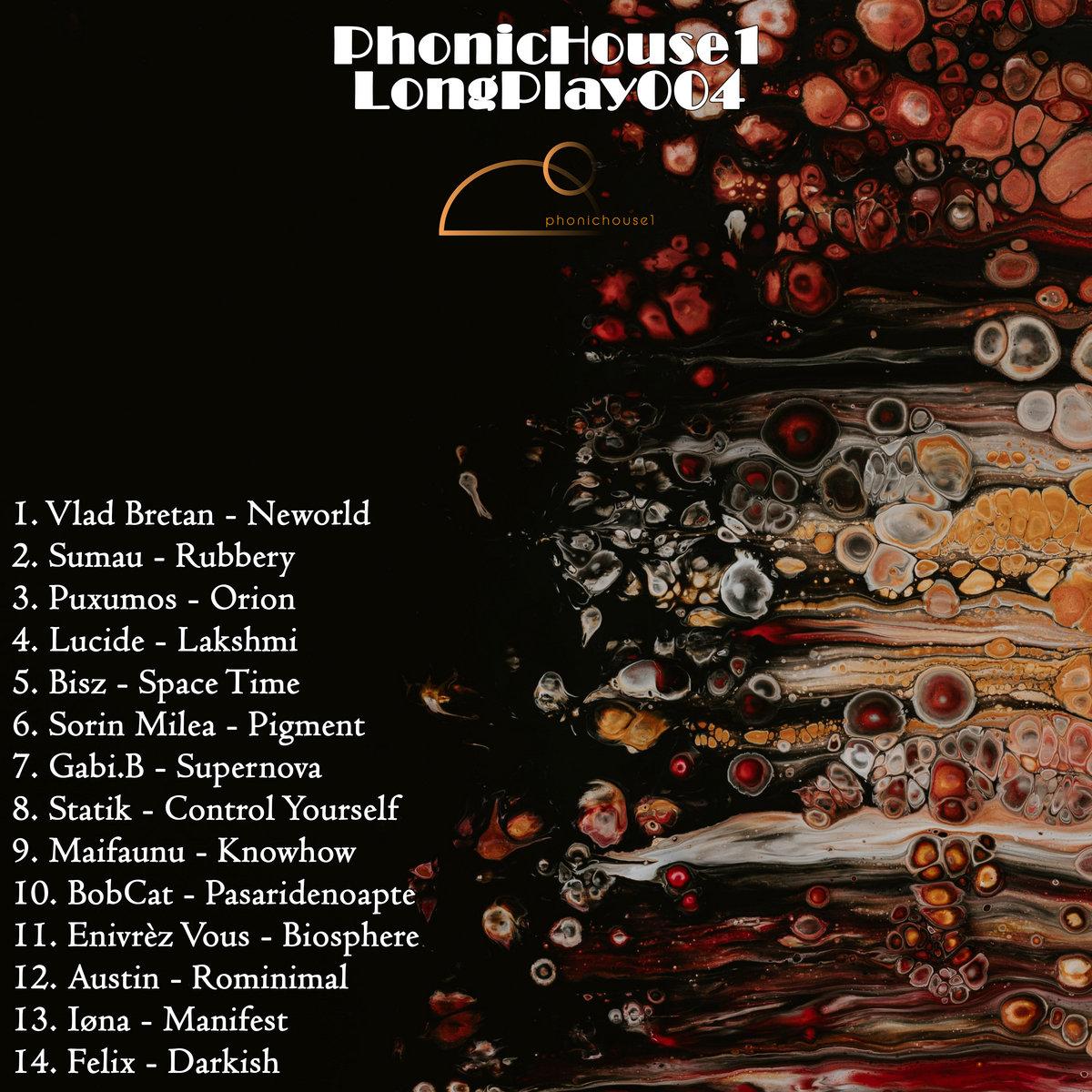 Various Artists – LongPlay004 [PhonicHouse1]