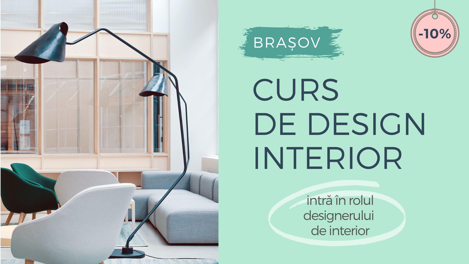 Curs Design Interior | Brașov cu Designist.ro