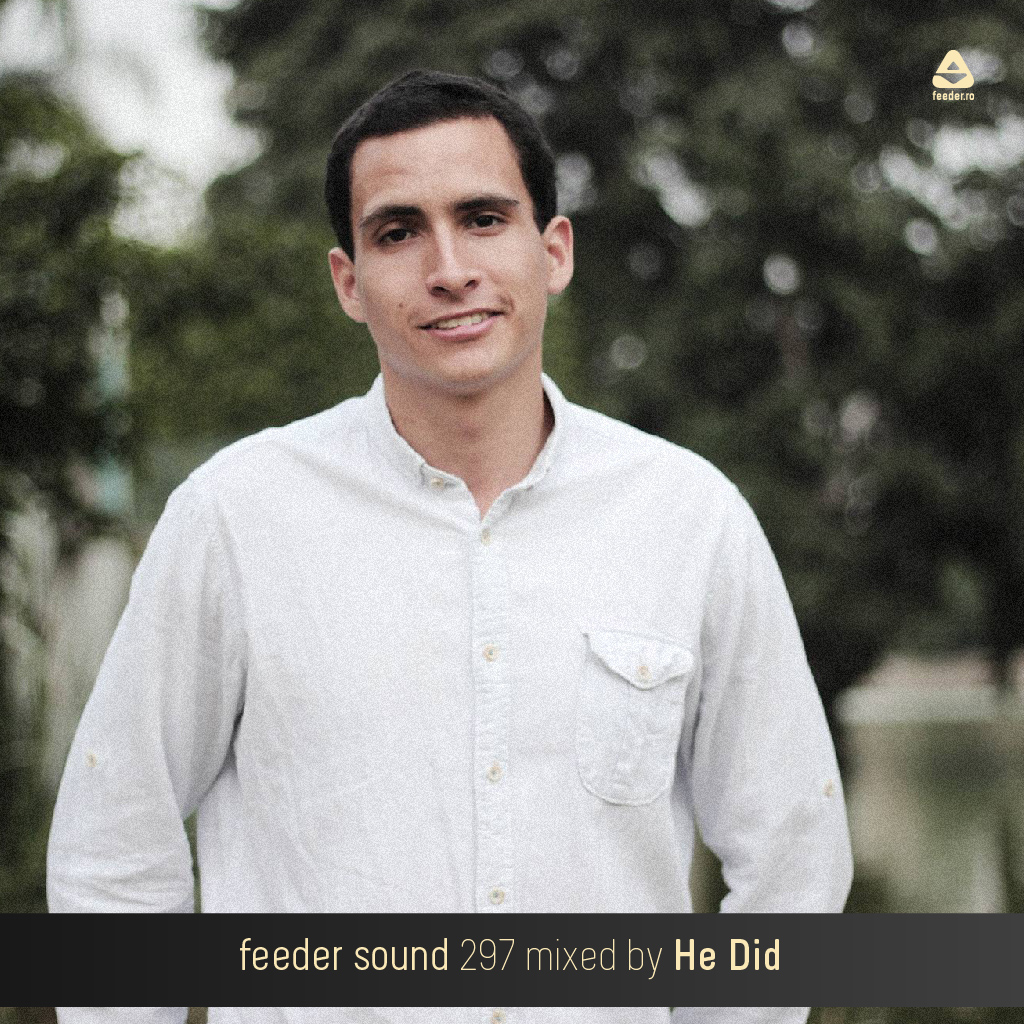 feeder sound 297 mixed by He Did 01