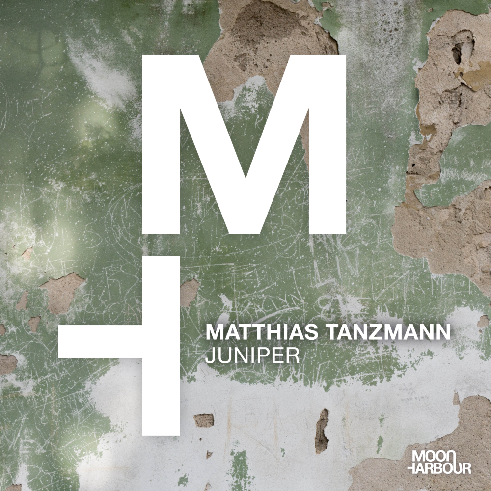 New release by Matthias Tanzmann on Moon Harbour: 'Juniper' is out now