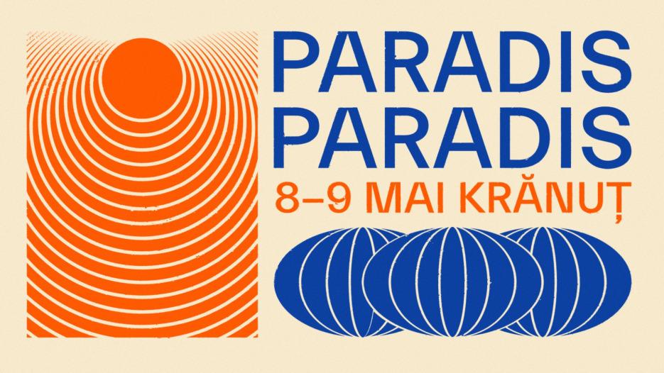 Târg de viniluri Paradis Paradis