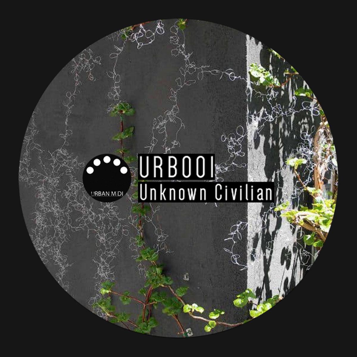 Urban MIDI Records // Unknown Civilian Series presents the iconic URB001