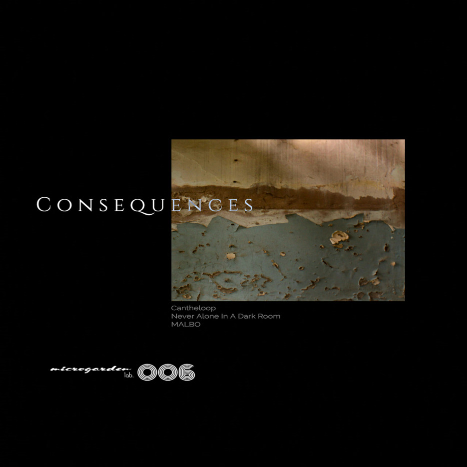 Cantheloop - CONSEQUECES EP (incl​ MALBO & Never Alone In Dark Room Remixes) [Microgarden lab.]