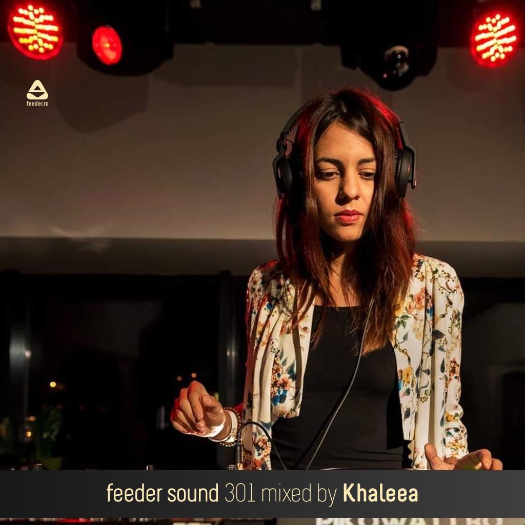 feeder sound 301 mixed by Khaleea
