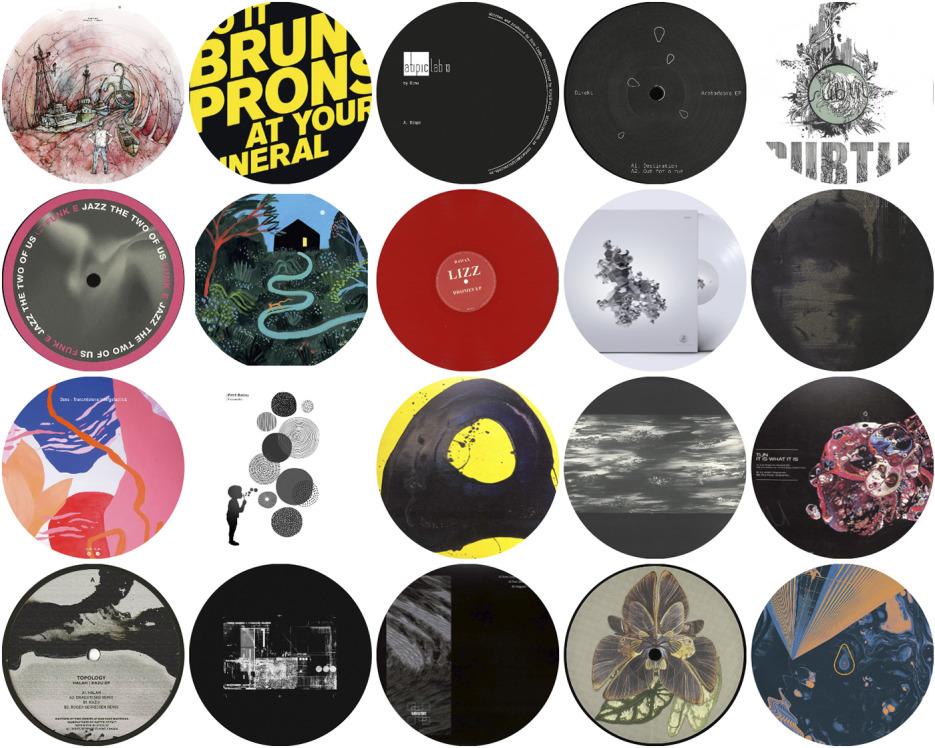 20 micROhouse & ROminimal EP, EP, VA (vinyl only)