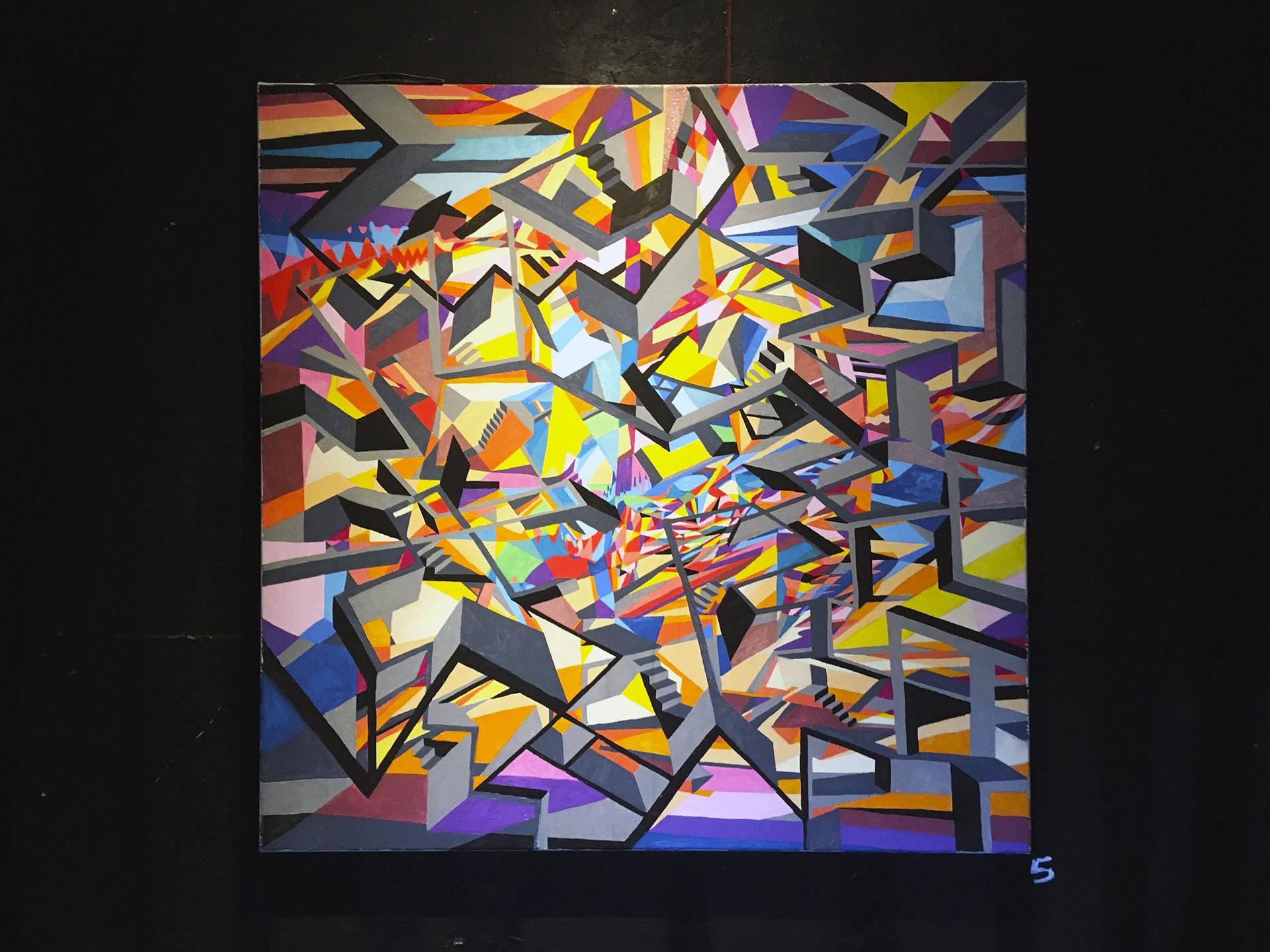 2021 Galeria neagra Lucian Sandu Milea