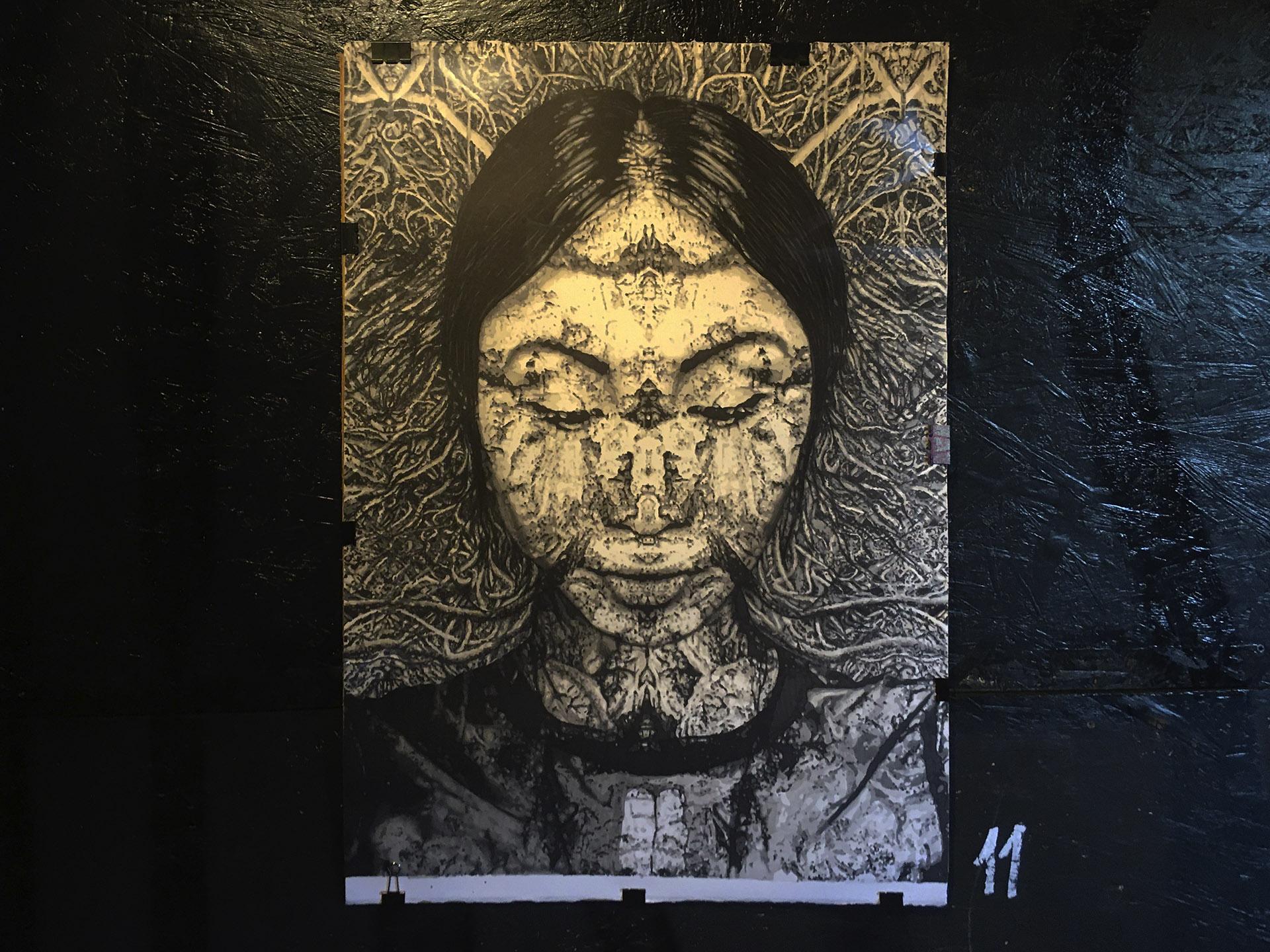 2021 Galeria neagra Ortaku