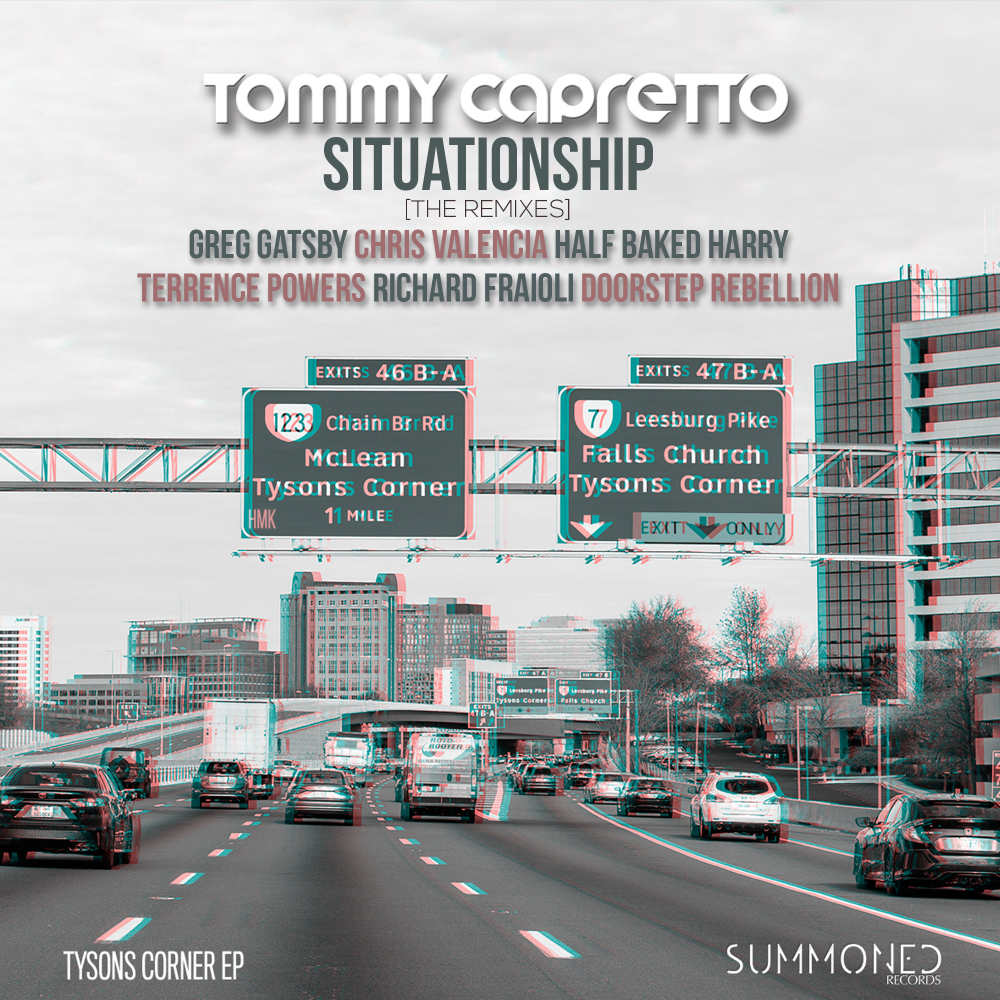 Tommy Capretto drops - 'Situationship'
