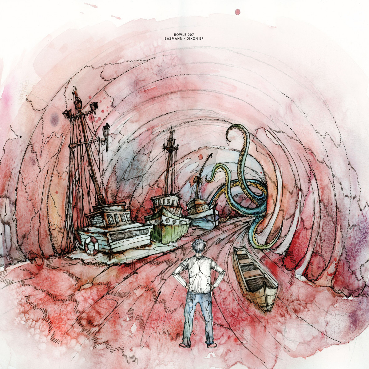 Bazmann (Nils Weimann & Stephan Bazbaz) - Dixon EP [Rowle] 01