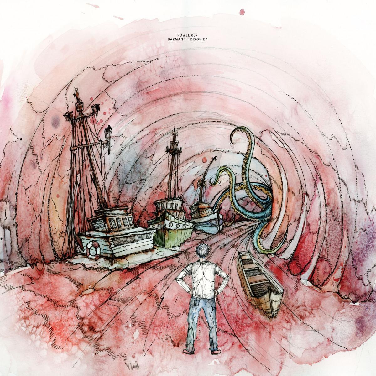 Bazmann (Nils Weimann & Stephan Bazbaz) - Dixon EP [Rowle]