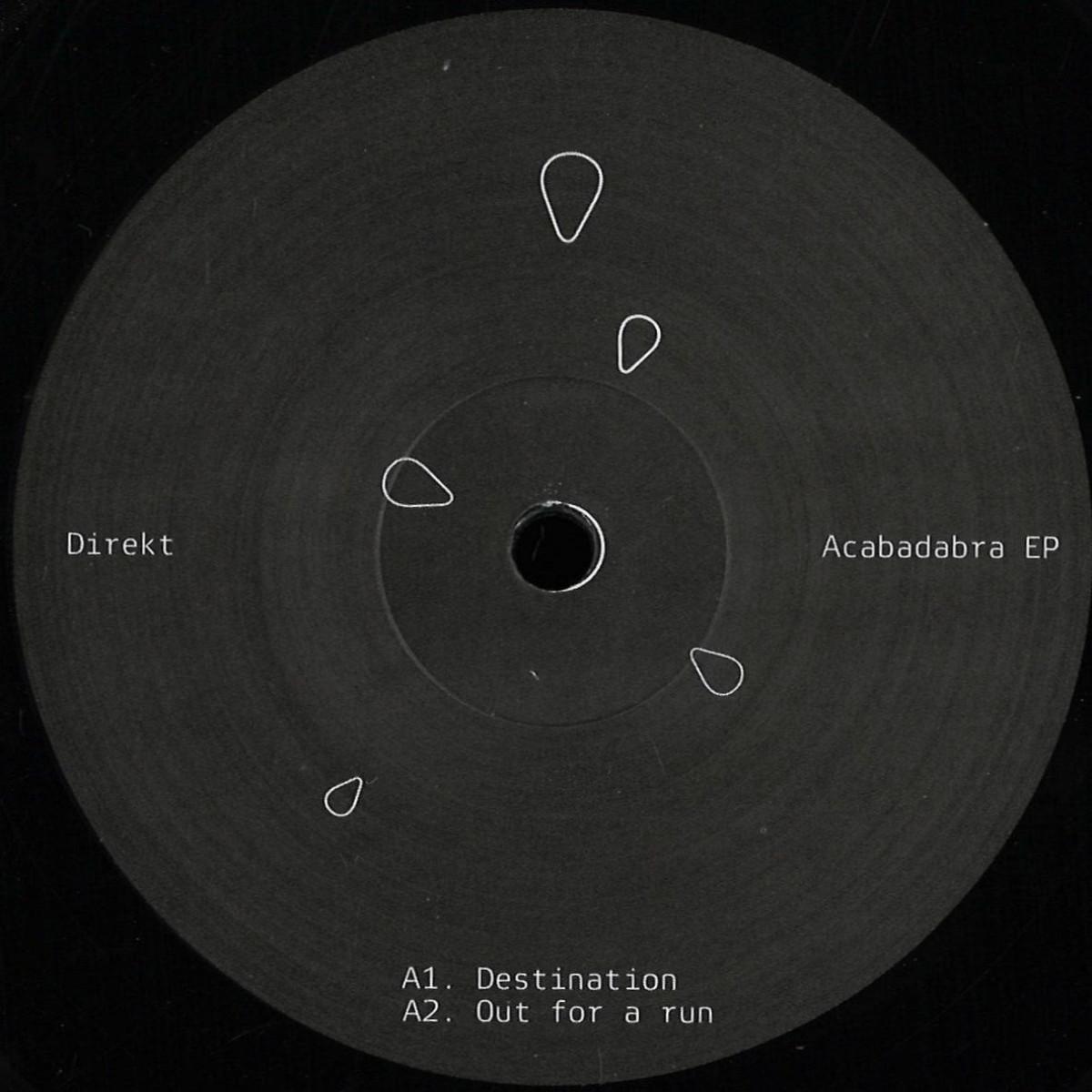 Direkt - Acabadabra EP [Uvar]