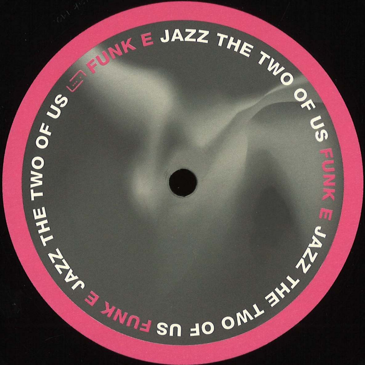 Funk E - Jazz the two of us EP [Raummusik Records]