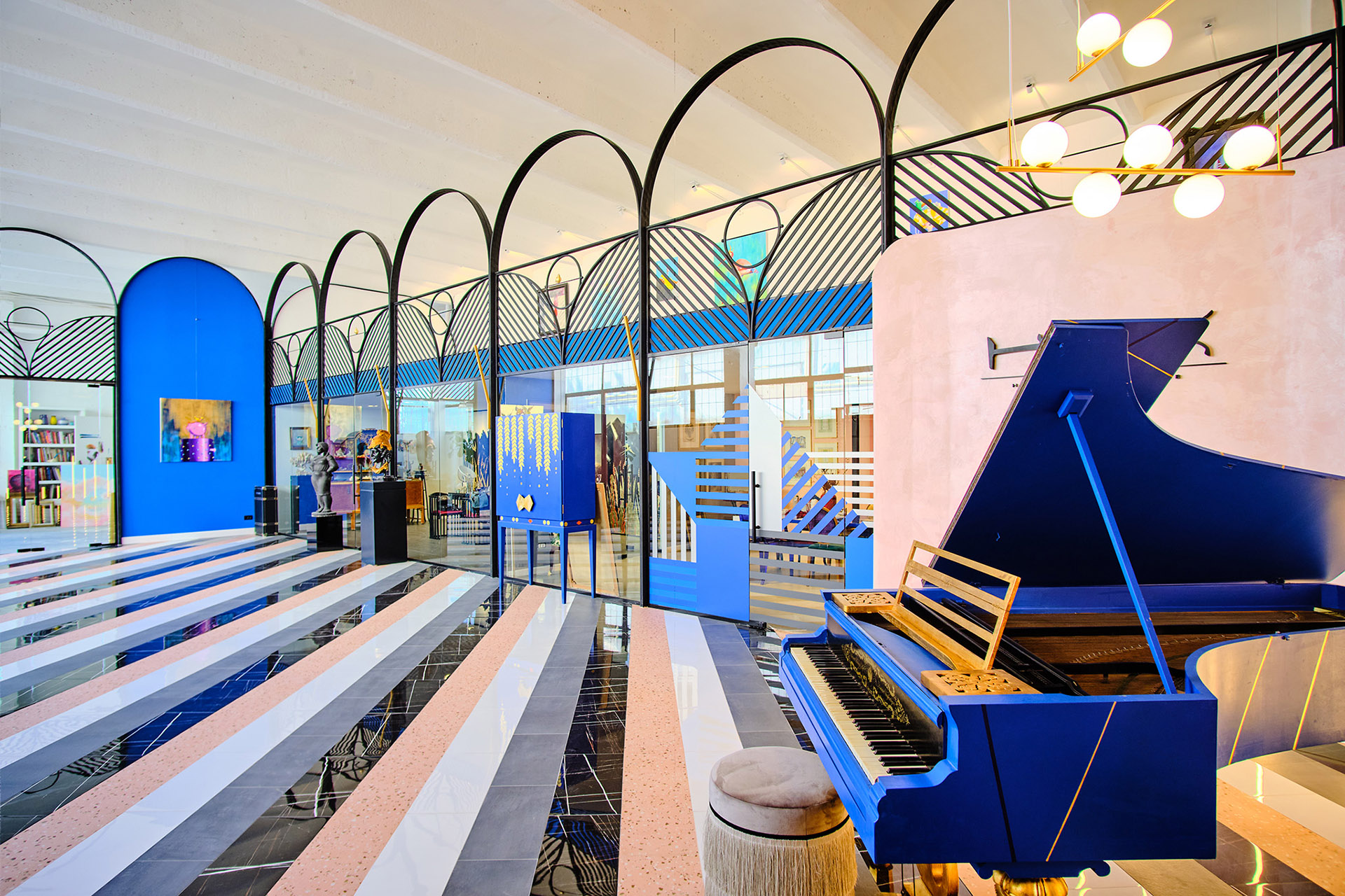 HNK Gallery Open Doors