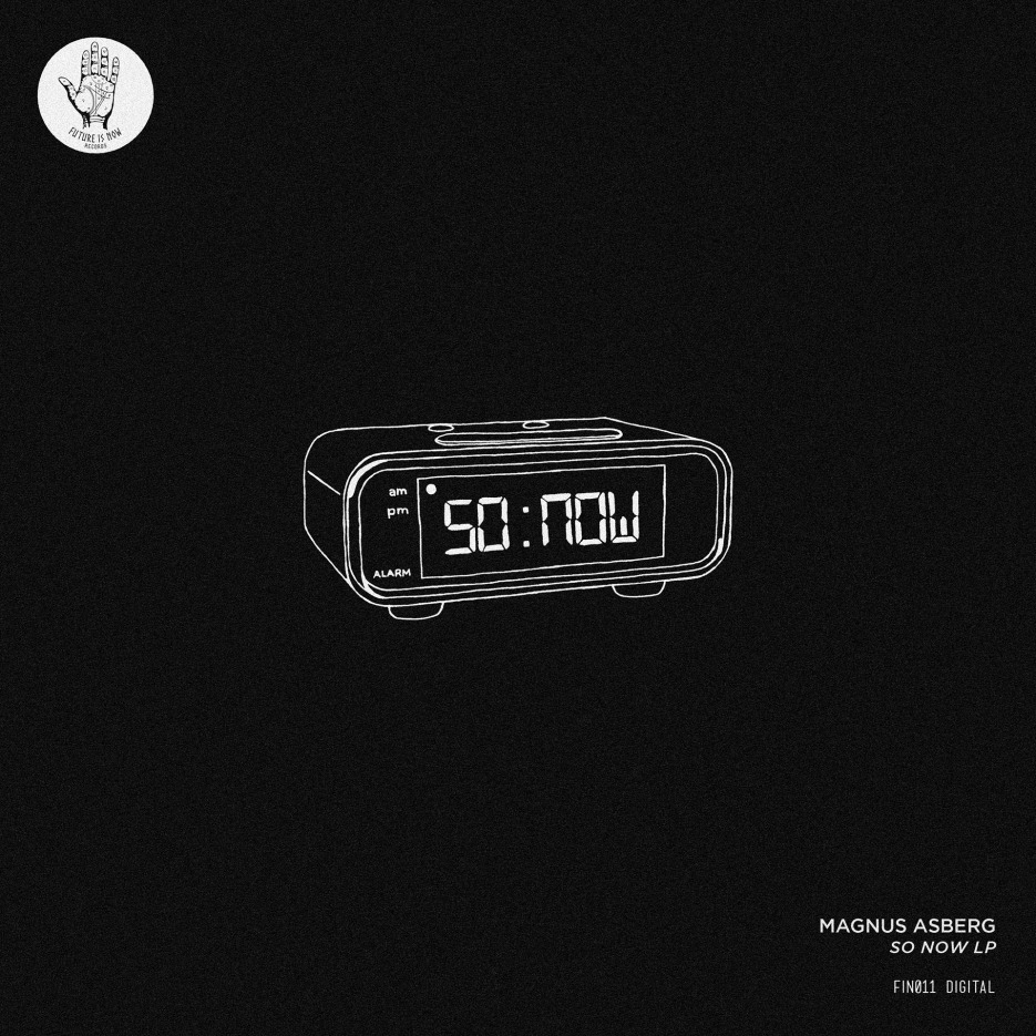 Magnus Asberg For - So Now LP [Future Is Now Records]