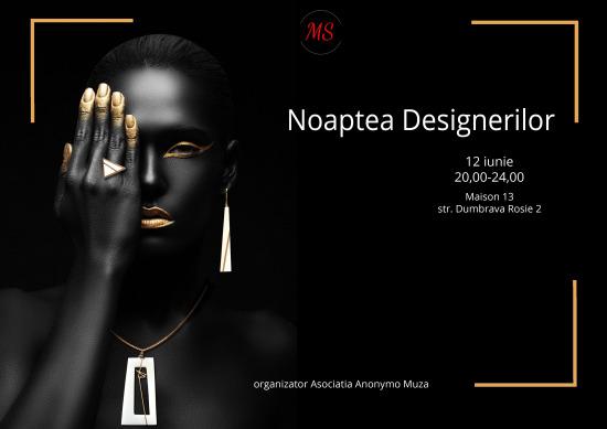 Noaptea Designerilor