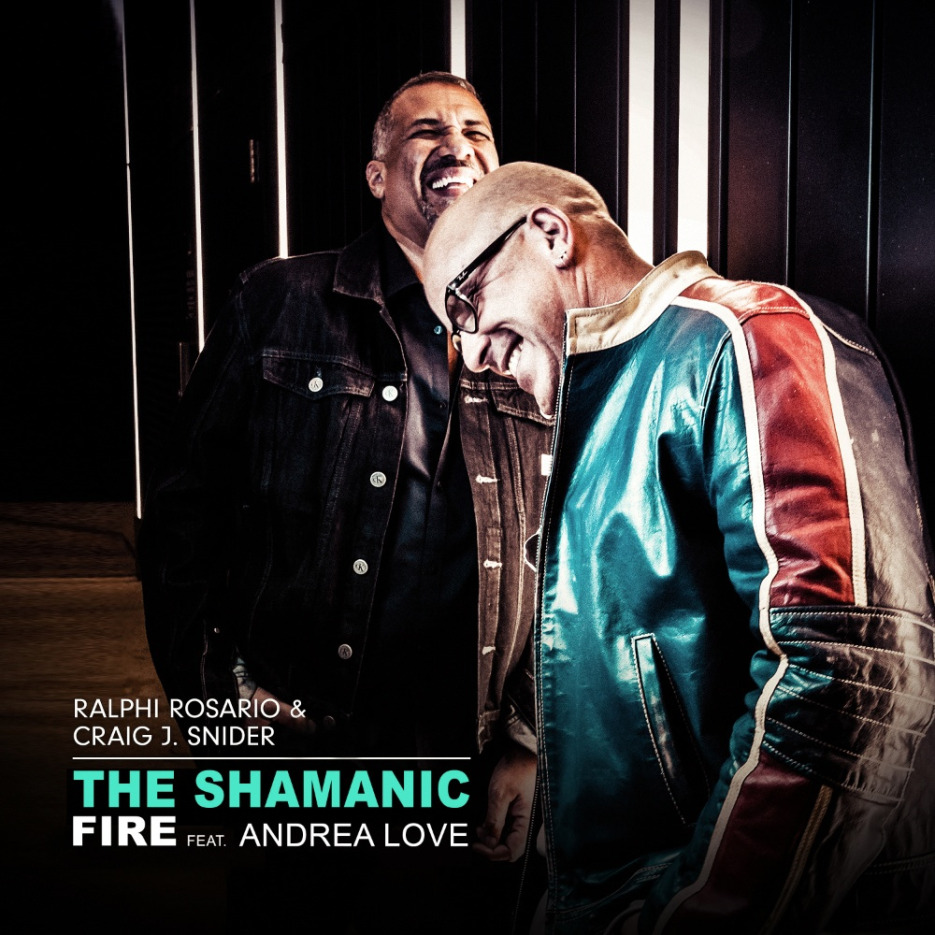 The Shamanic - 'Fire' feat. Andrea Love