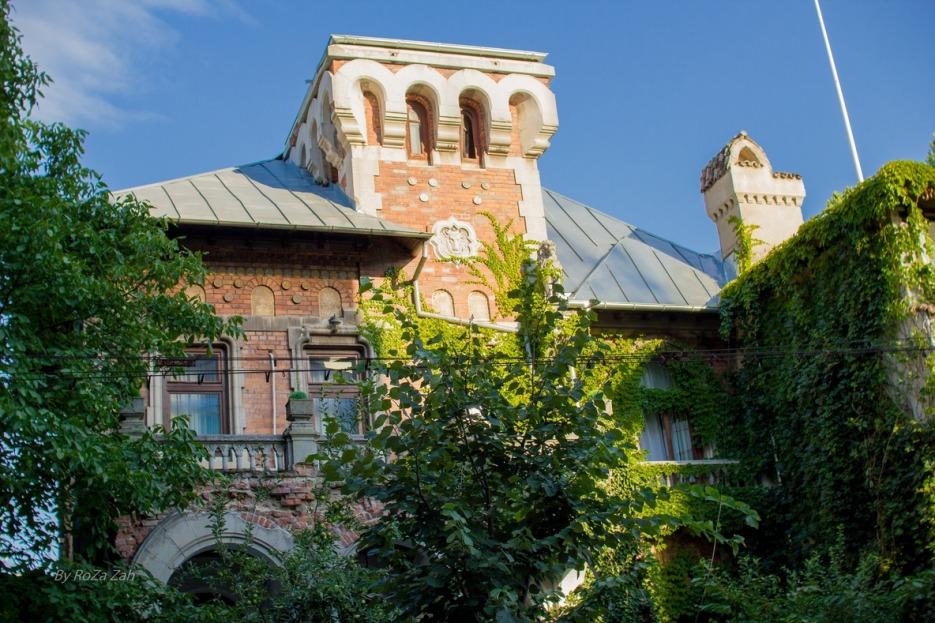Case boierești din București – curs online