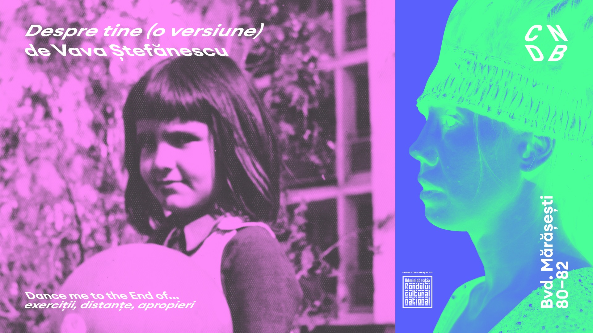 Despre tine (o versiune) - cu Vava Ștefănescu
