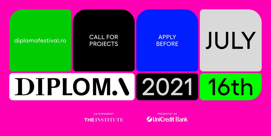 Diploma festival 2021 open call