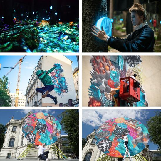 IQOS World – Network of Emotions și Art for Air – printre atracțiile principale de la Romanian Design Week