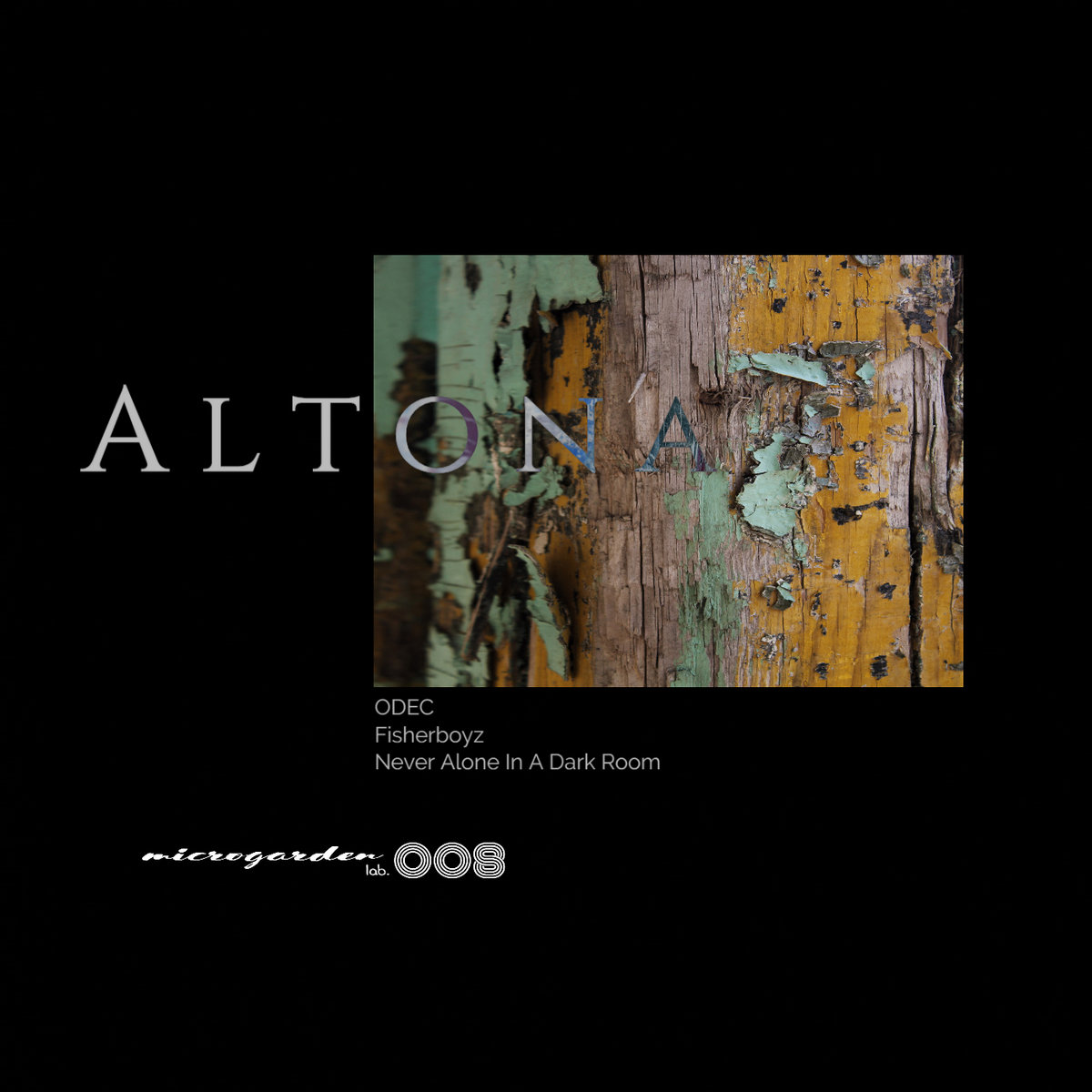 ODEC - Altona EP incl. Fisherboyz and Never Alone In A Dark Room Remix [Microgarden lab.]