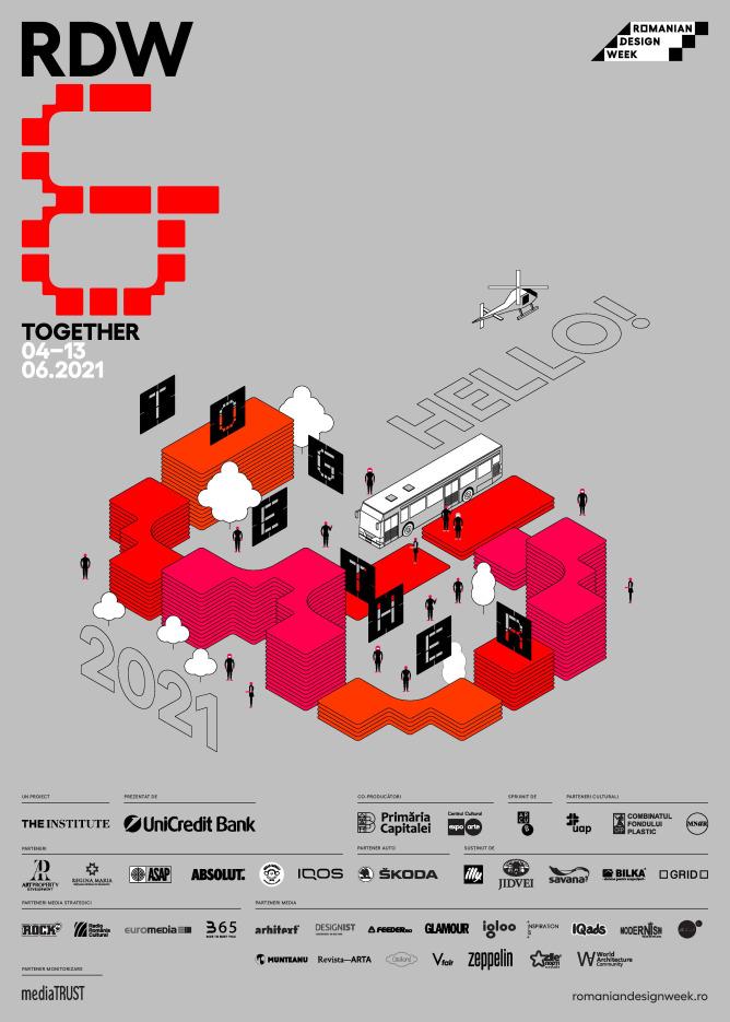Romanian Design Week 2021 - #TOGETHER