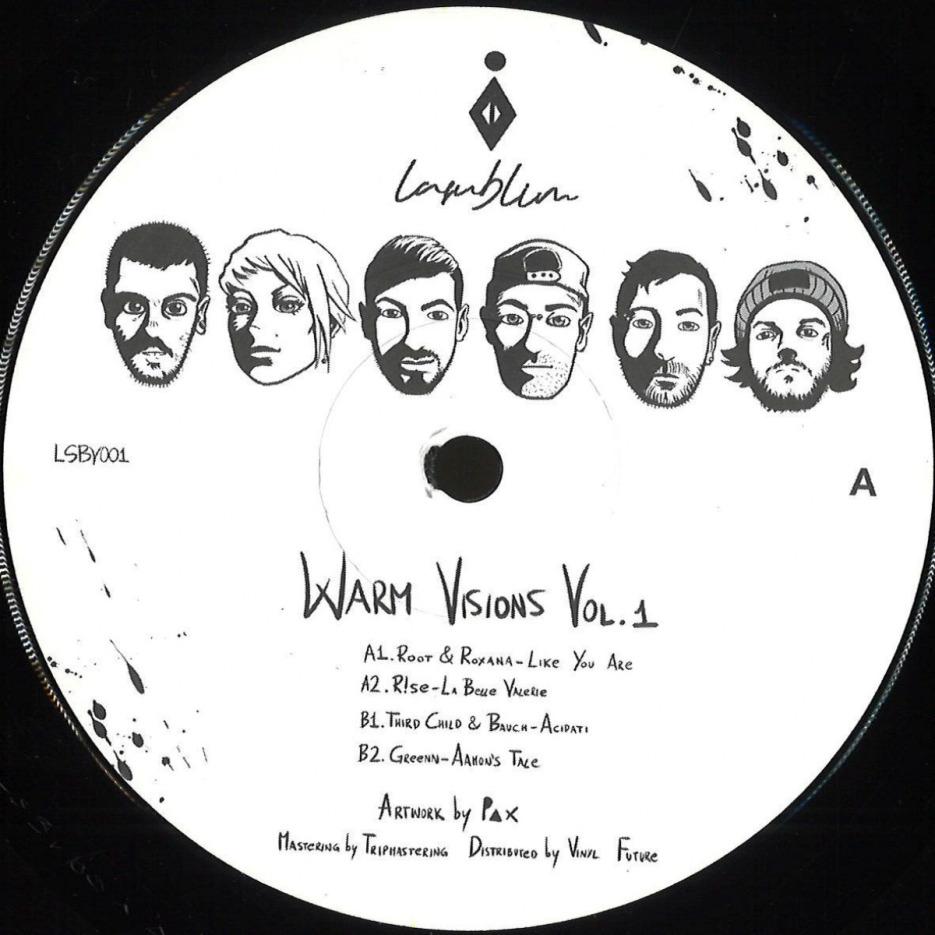 VA (Root & Roxana, R!se, Third Child & Bauch, Greenn) - Warm Visions Vol. 1 [Lasublim] 01