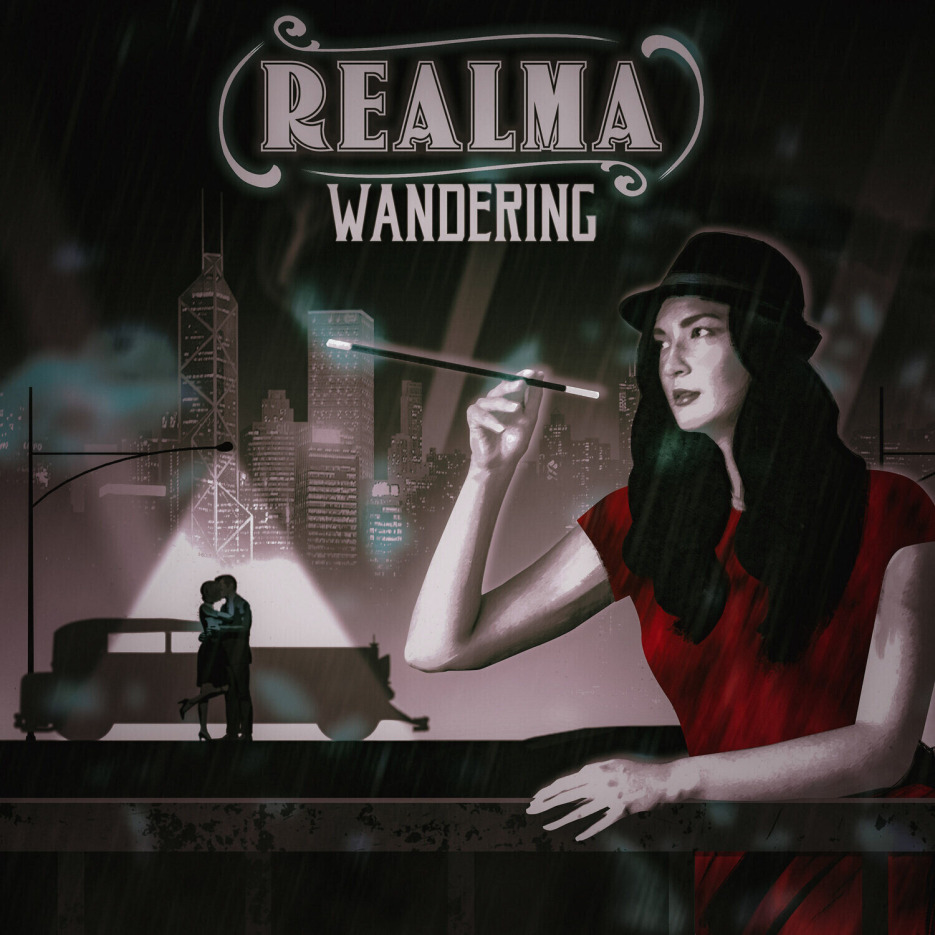 """""""A love letter to the film noir aesthetic."""" - Realma"""