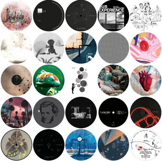 25 micROhouse & ROminimal EP, LP, VA (vinyl only)