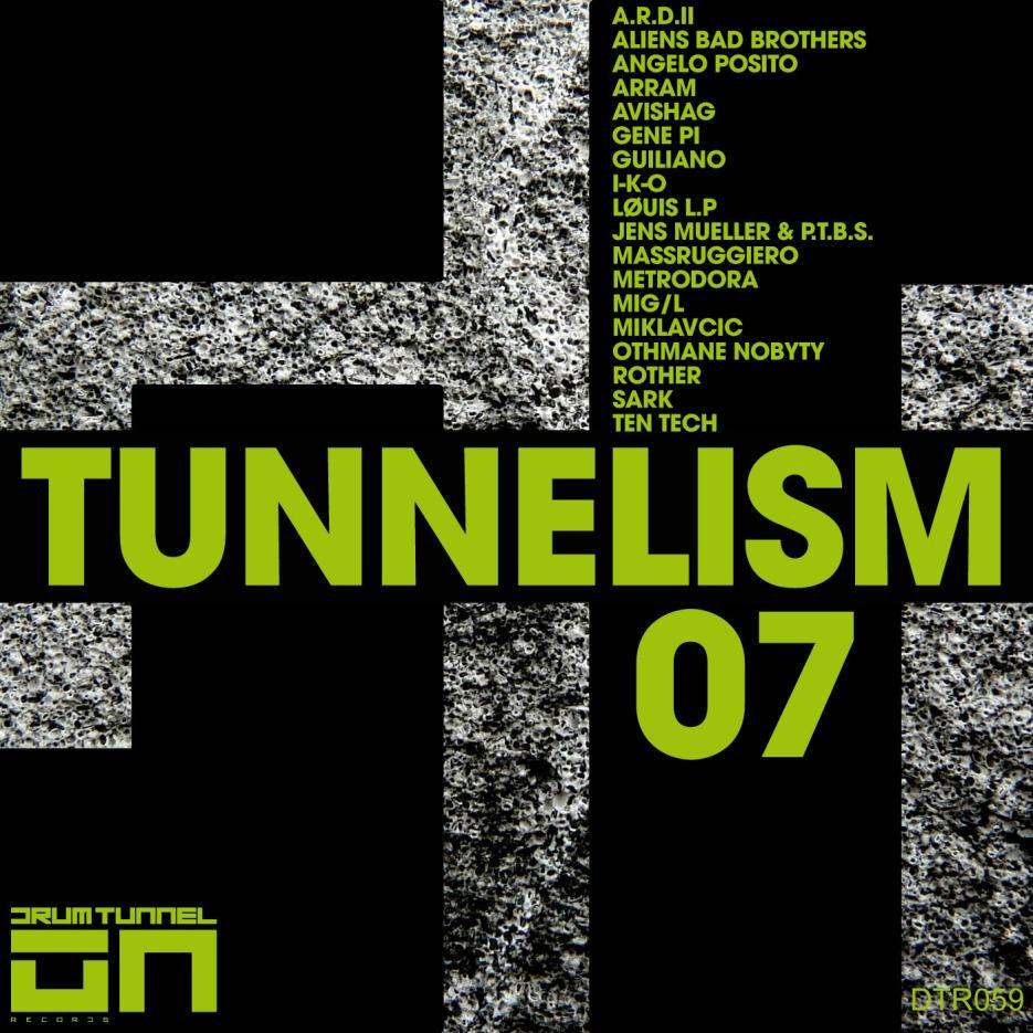Avishag - Silent Running [Drum Tunnel Records]