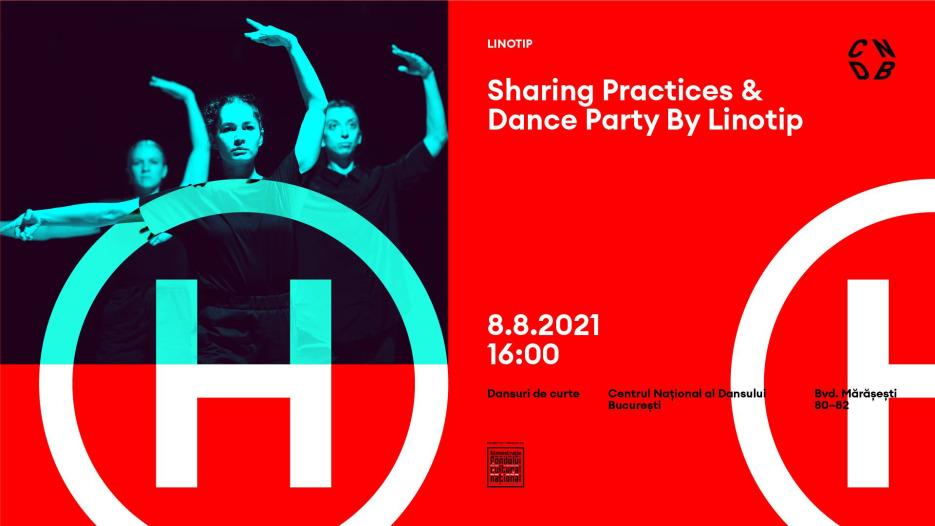 Dansuri de curte || Sharing practices & dance party by LINOTIP