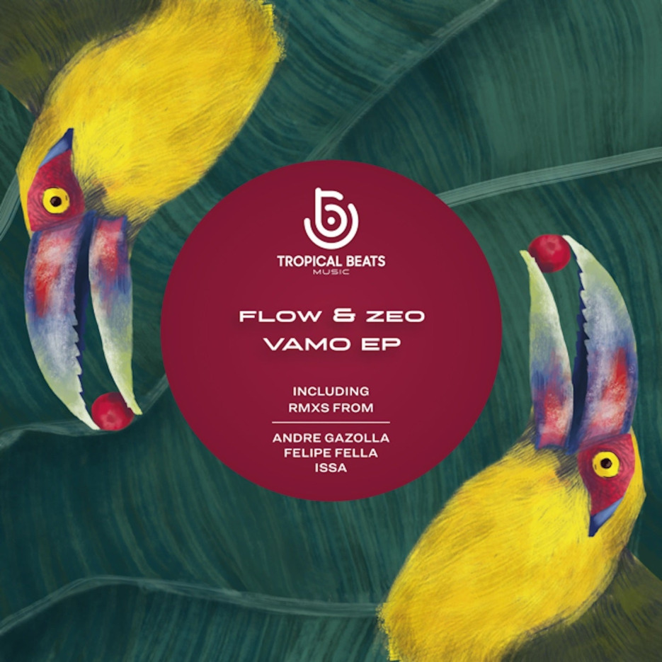 "Felipe Fella talks about his new remix for Flow & Zeo, ""Vamo"""
