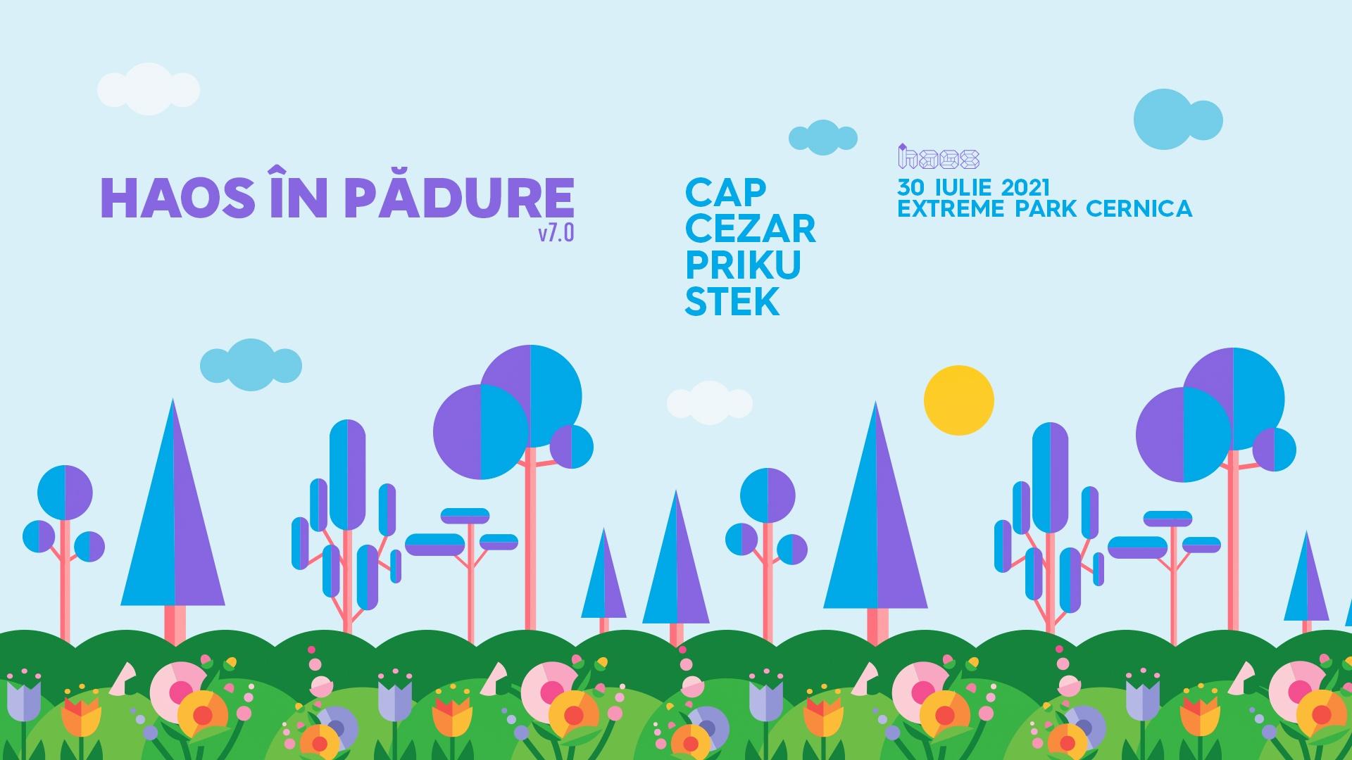 HAOS in Padure v7.0 w/ Cap, Cezar, Priku, Stek