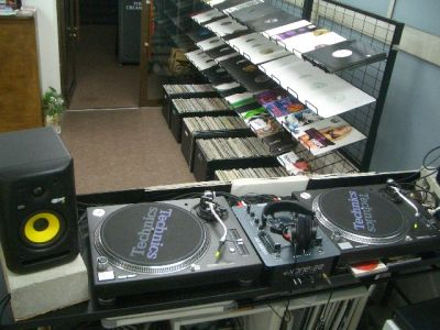 Record shop freestyle (名古屋)