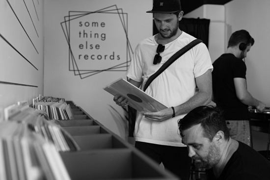 Something Else Record Store