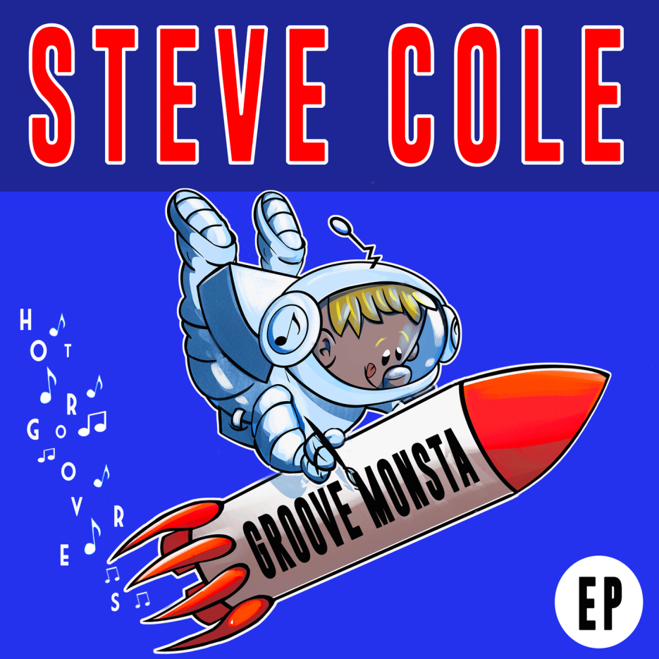 Steve Cole - Groove Monsta [HOT GROOVERS]
